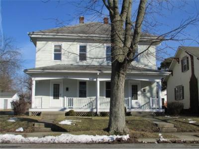 Multi Family Home Sold: 1412-1414 N Lowry Street