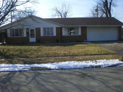 Enon Single Family Home For Sale: 6671 Ravenna Ave.