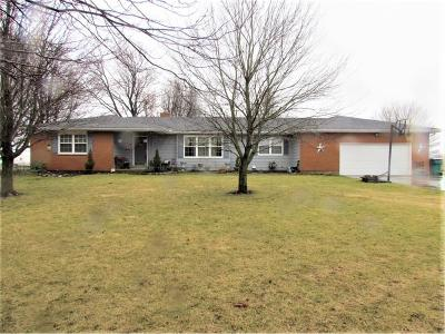Single Family Home Sold: 3961 Mumper Road