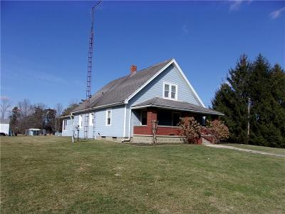 Single Family Home Contingency/Show: 3522 Canal Road
