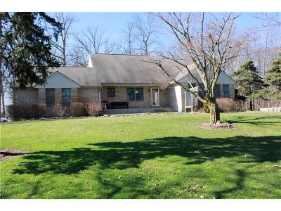 Springfield Single Family Home For Sale: 3111 Springfield-Jamestown Road