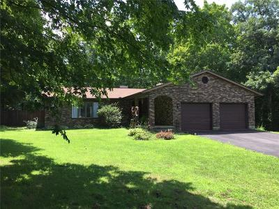 Urbana Single Family Home For Sale: 937 Timber Trail