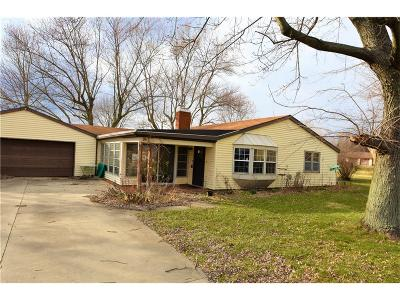 New Carlisle Single Family Home Contingency/Show: 751 Bischoff