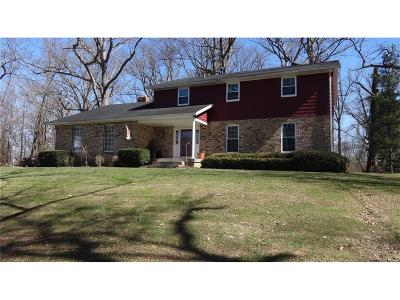 Springfield Single Family Home For Sale: 3800 Old Mill Rd