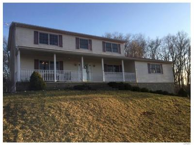 South Charleston Single Family Home Contingency/Show: 3693 Cortsville Road