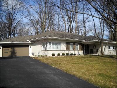 Springfield OH Single Family Home For Sale: $205,000