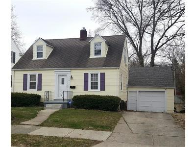 Springfield OH Single Family Home For Sale: $103,000