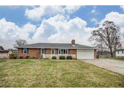Enon Single Family Home Contingency/Show: 4286 Antioch Drive