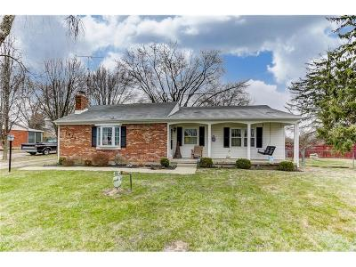 Springfield Single Family Home For Sale: 3852 Darnell Drive