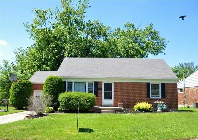Springfield OH Single Family Home For Sale: $114,900