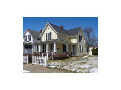 Urbana Single Family Home Contingency/Show: 418 E Church Street