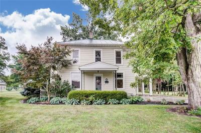 Urbana Single Family Home For Sale: 329 Park