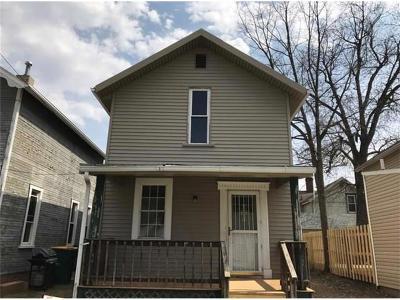 Urbana Single Family Home For Sale: 441 S Walnut
