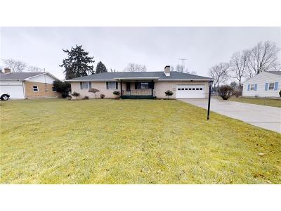 Enon Single Family Home Contingency/Show: 185 Countryside Drive