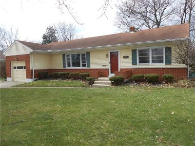 Single Family Home Sold: 2525 Home Orchard Drive
