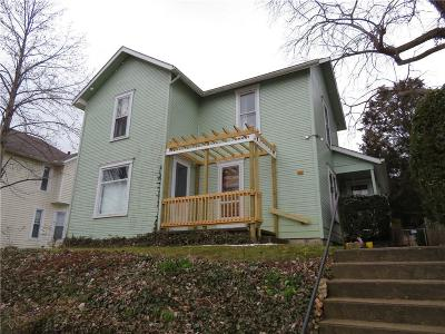 Urbana Single Family Home Contingency/Show: 115 Lincoln Place