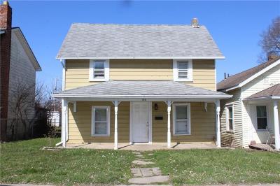Urbana Single Family Home For Sale: 410 Louden Street