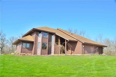 Urbana Single Family Home For Sale: 5087 E Us Highway 36