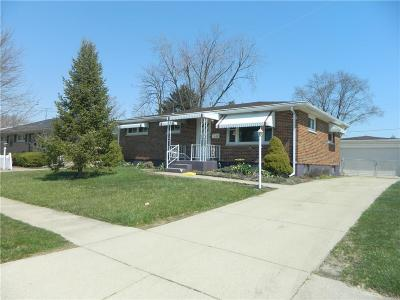 Springfield Single Family Home For Sale: 4616 Willowbrook Drive