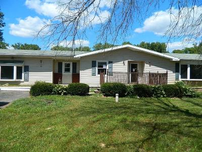 Urbana Single Family Home For Sale: 4740 Storms Creek Road