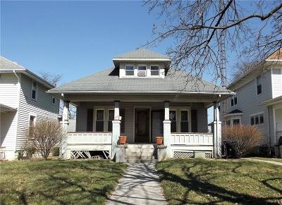 Springfield OH Multi Family Home For Sale: $48,999