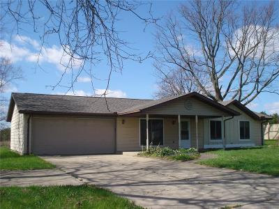 Urbana Single Family Home For Sale: 5668 State Route 55
