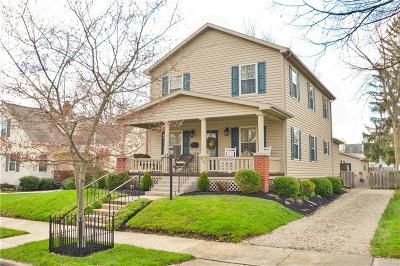 Urbana Single Family Home For Sale: 423 Lincoln Place