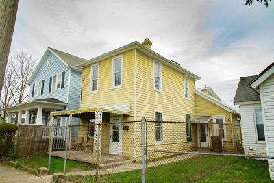 Springfield Single Family Home For Sale: 131 E Liberty Street