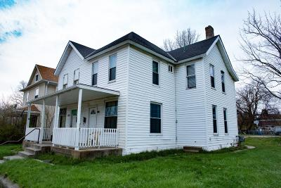 Springfield Single Family Home For Sale: 732-734 W Pleasant Street