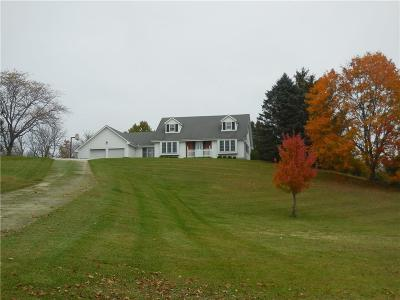 Urbana Single Family Home Contingency/Show: 5576 Storms Creek Road