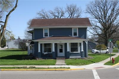 South Charleston Single Family Home Contingency/Show: 107 W Columbus Street