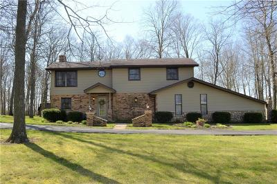Urbana Single Family Home For Sale: 4471 W State Route 29