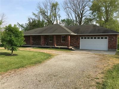 Urbana Single Family Home For Sale: 5421 Phillips Circle