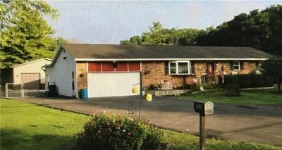 Springfield Single Family Home For Sale: 3315 Upper Valley Pike