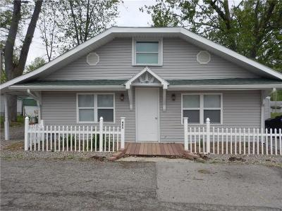 Lakeview OH Single Family Home For Sale: $75,000