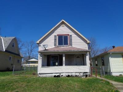 Springfield Single Family Home For Sale: 1816 Prospect