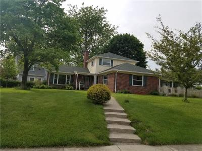 Springfield OH Single Family Home For Sale: $169,900