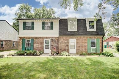 New Carlisle Single Family Home For Sale: 1116 Cambridge