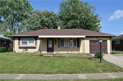 Springfield OH Single Family Home For Sale: $97,000