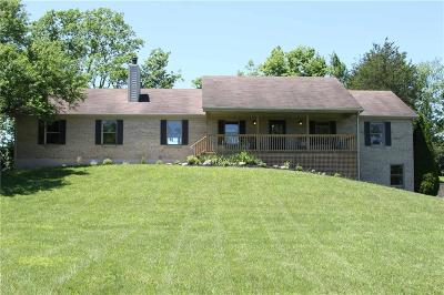 New Carlisle Single Family Home Contingency/Show: 3669 N Dayton Lakeview Road