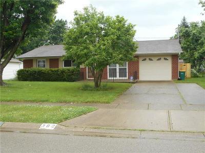 New Carlisle Single Family Home For Sale: 302 Funston Avenue