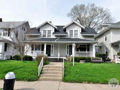 Springfield Multi Family Home For Sale: 408-410 E Madison Avenue
