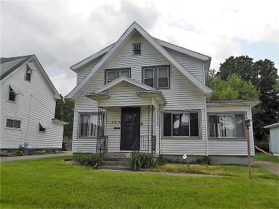 Springfield Single Family Home For Sale: 337 W Perrin
