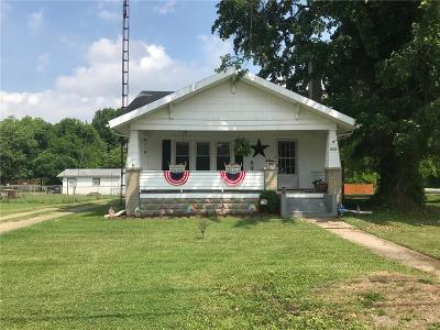 Springfield Single Family Home For Sale: 2976 Columbus Road