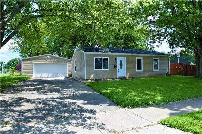 Springfield Single Family Home For Sale: 2108 Gerald