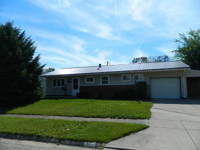 Springfield OH Single Family Home For Sale: $97,900