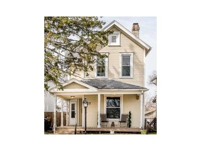 Springfield OH Single Family Home For Sale: $52,000