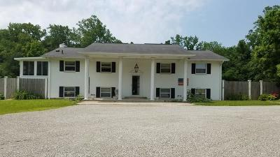 Urbana Single Family Home For Sale: 6111 State Route 55