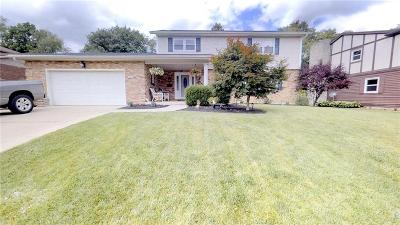 Springfield OH Single Family Home For Sale: $269,900