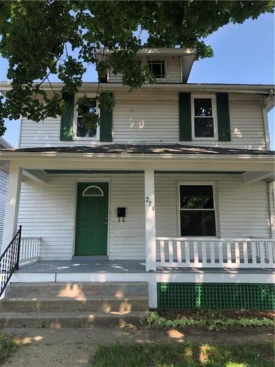 Springfield Single Family Home For Sale: 224 N Clairmont Avenue